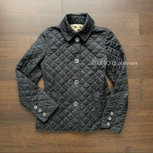 BURBERRY Quilted Copford jacket
